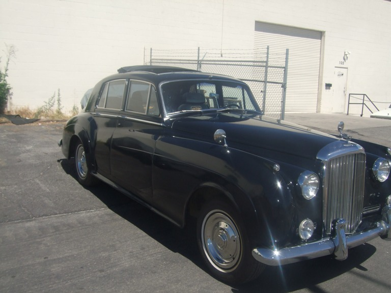 1956 Bentley S1 LHD for sale